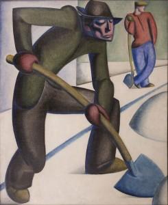 Holapatolo 1933 Papa olaj, vaszon